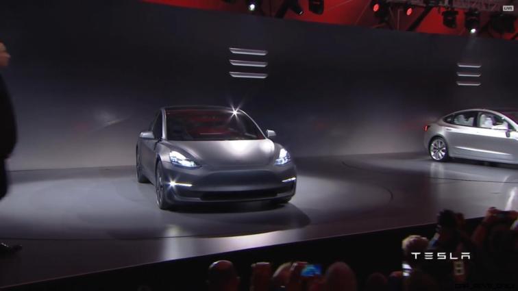 Tesla Model 3 - Launch Video Stills 23