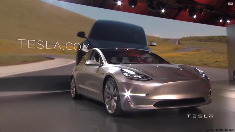Tesla Model 3 - Launch Video Stills 26