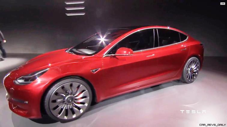 Tesla Model 3 - Launch Video Stills 3