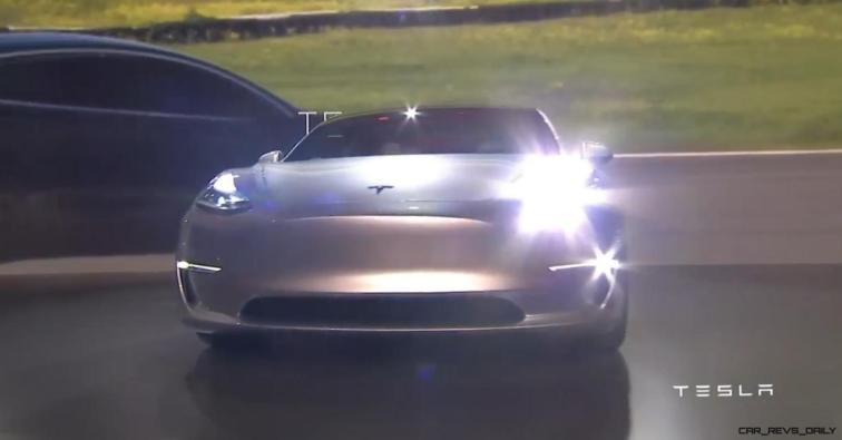 Tesla Model 3 - Launch Video Stills 34
