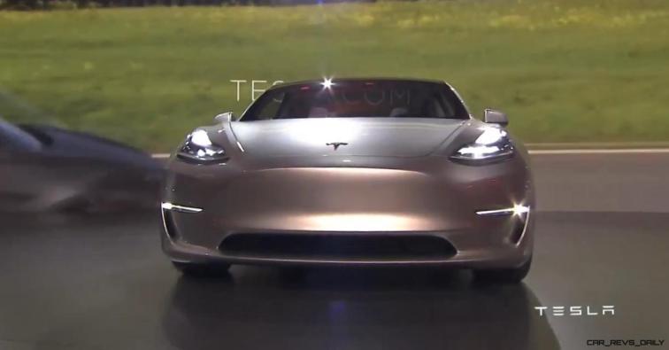 Tesla Model 3 - Launch Video Stills 35