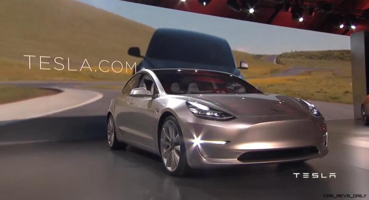 Tesla Model 3 - Launch Video Stills 47