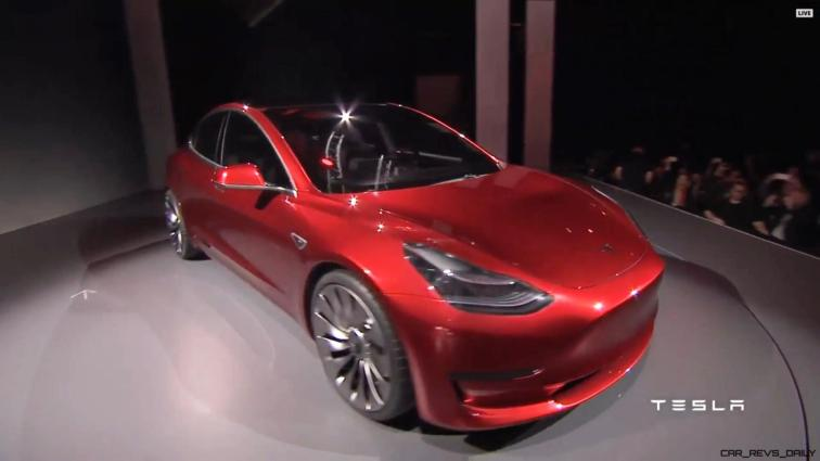 Tesla Model 3 - Launch Video Stills 8
