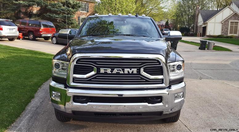2016 Ram 3500 LIMITED Cummins Dually 21