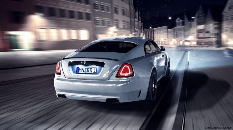 2016 SPOFEC Rolls Royce Wraith OVERDOSE 20