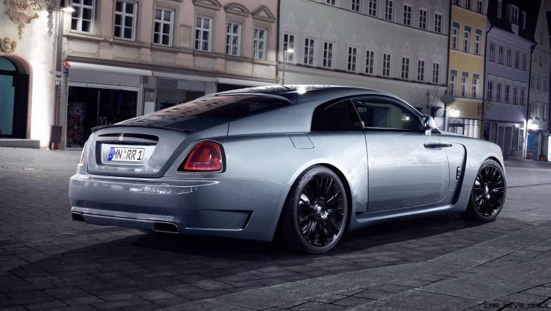 2016 SPOFEC Rolls Royce Wraith OVERDOSE 21