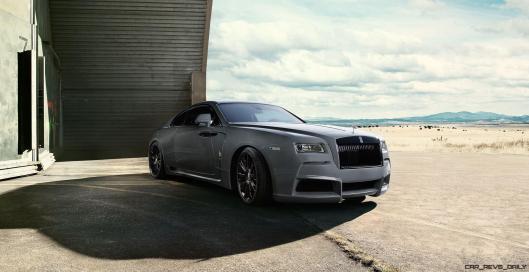2016 SPOFEC Rolls Royce Wraith OVERDOSE 24