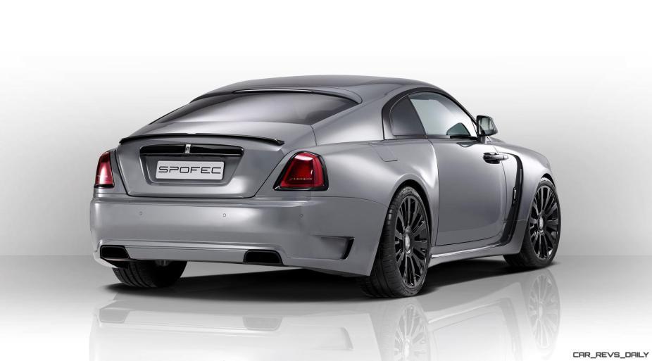 2016 SPOFEC Rolls Royce Wraith OVERDOSE 3