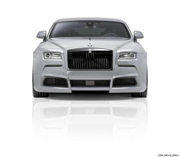 2016 SPOFEC Rolls Royce Wraith OVERDOSE 6