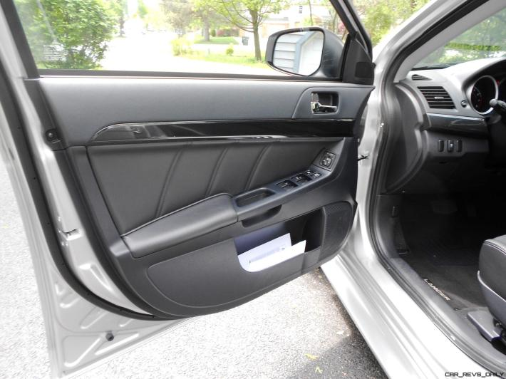 Drive Review - 2016 Mitsubishi Lancer 2.4 SEL AWC 1