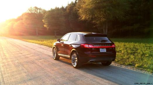 HD Road Test Review - 2016 Lincoln MKX 28
