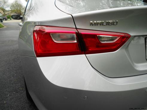 Road Test Review - 2016 Chevrolet MALIBU LT 7