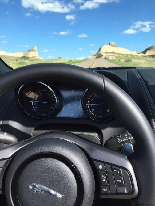 Road Test Review - 2016 Jaguar F-Type R Convertible 14