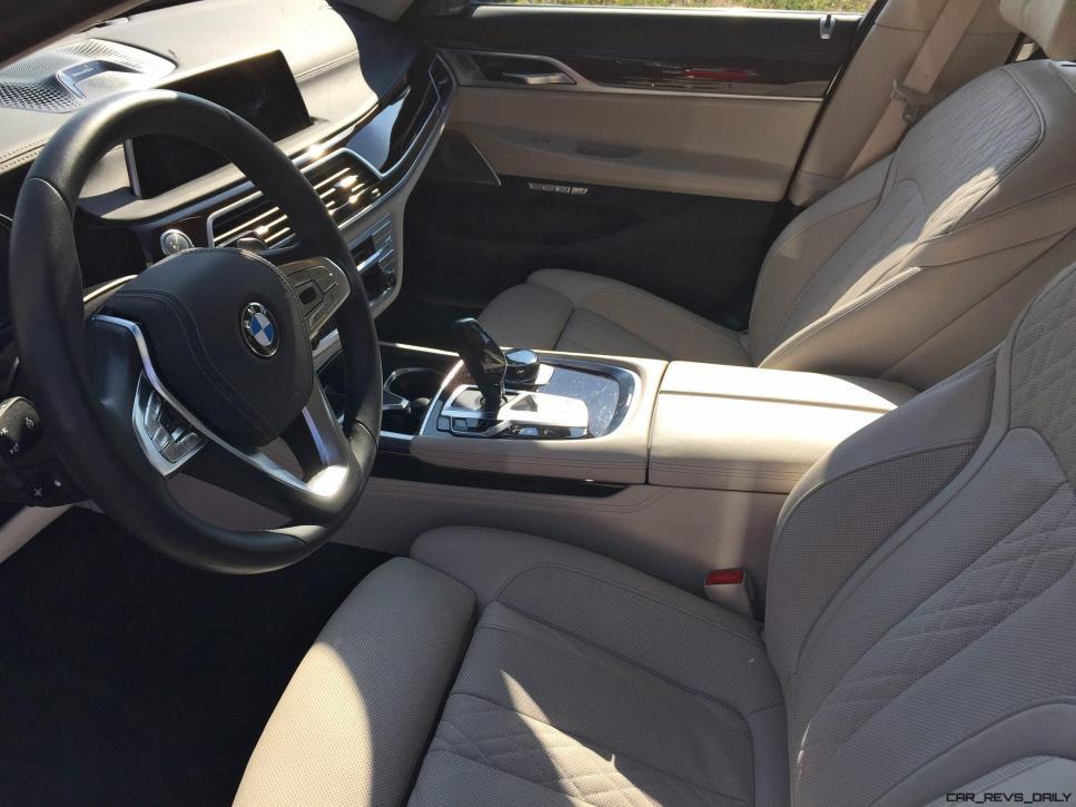 2016 BMW 750i 15