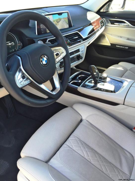 2016 BMW 750i 5