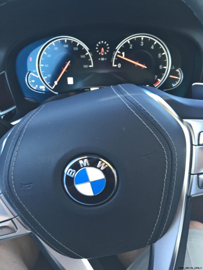 2016 BMW 750i 8