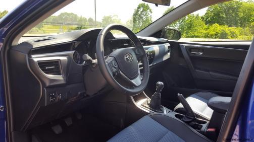 2016 Toyota Corolla S 6MT - By Carl Malek 8