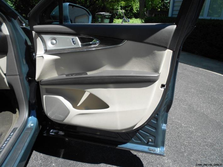 2016 Lincoln MKX Interior Ken Glassman 12