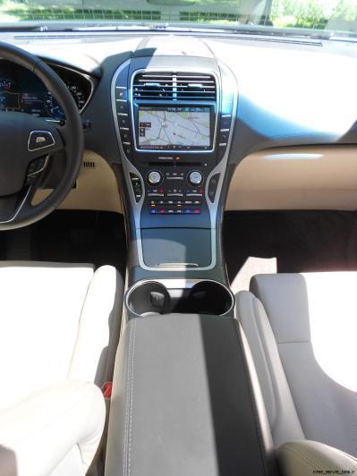 2016 Lincoln MKX Interior Ken Glassman 13