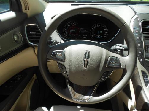 2016 Lincoln MKX Interior Ken Glassman 2