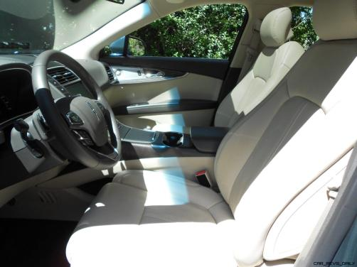 2016 Lincoln MKX Interior Ken Glassman 4