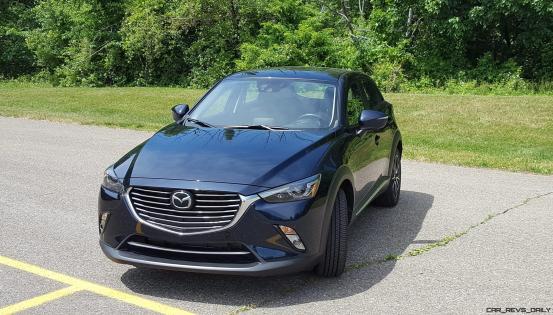 2016 Mazda CX3 Carl Malek 2