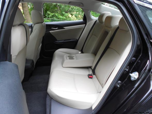 2016 Honda Civic Sedan - Interior 4
