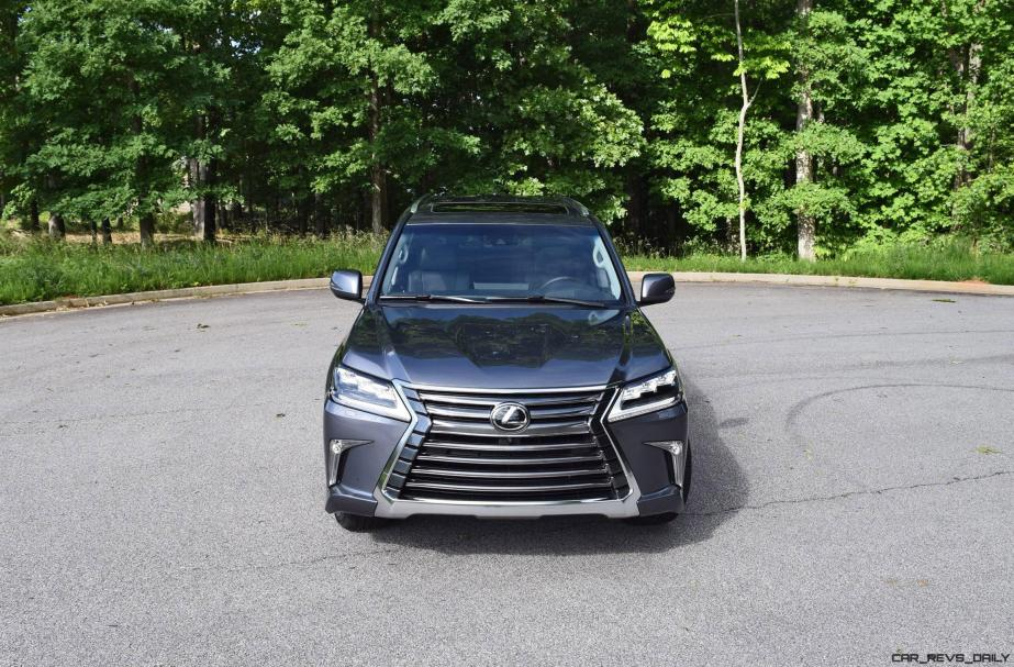 2016 Lexus LX570 - Exterior Photos 10