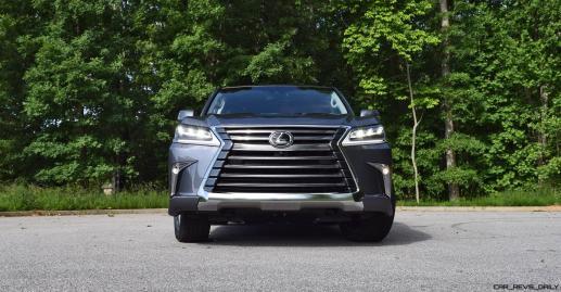 2016 Lexus LX570 - Exterior Photos 15