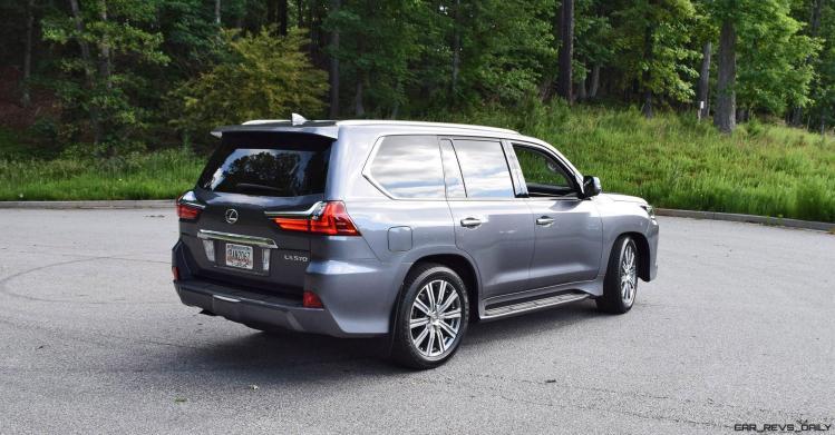 2016 Lexus LX570 - Exterior Photos 25
