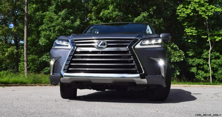 2016 Lexus LX570 - Exterior Photos 36