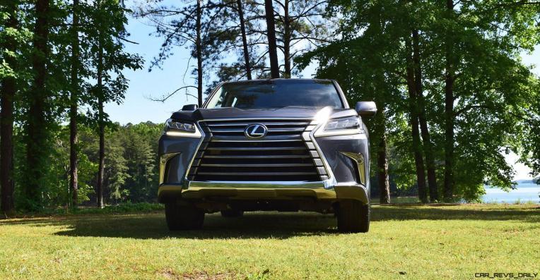2016 Lexus LX570 - Exterior Photos 40