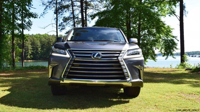 2016 Lexus LX570 - Exterior Photos 42