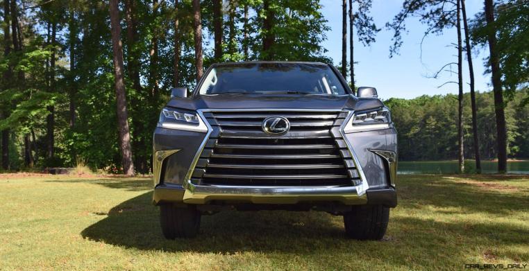 2016 Lexus LX570 - Exterior Photos 49