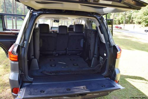 2016 Lexus LX570 Interior Photos 17