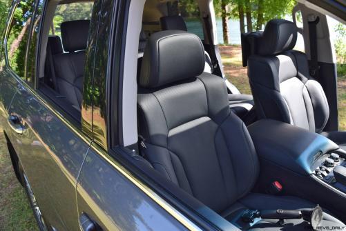 2016 Lexus LX570 Interior Photos 23