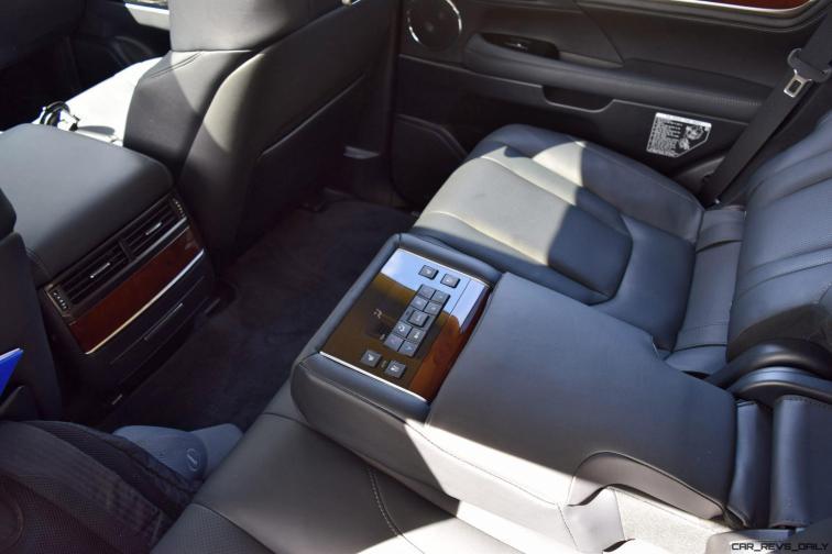 2016 Lexus LX570 Interior Photos 6