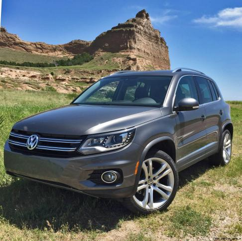 2016 Volkswagen TIGUAN SEL 4Motion 11
