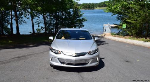 2017 Chevrolet VOLT Premier 11