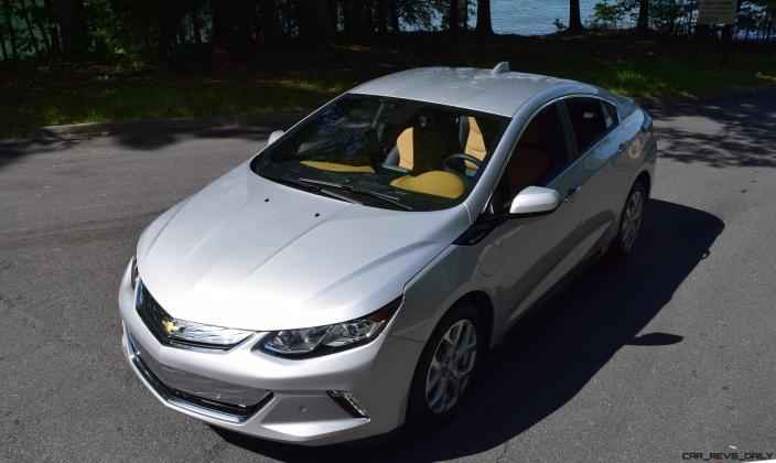2017 Chevrolet VOLT Premier 15