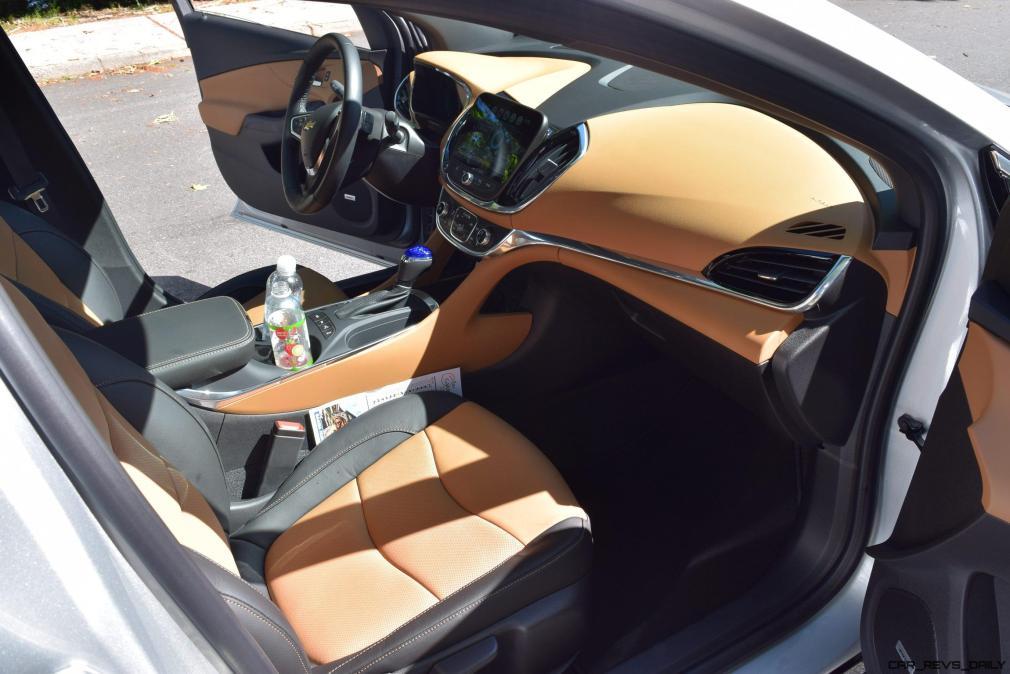 2017 Chevrolet VOLT Premier 40