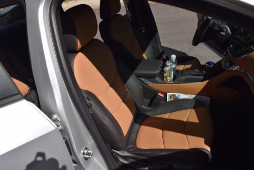 2017 Chevrolet VOLT Premier 41