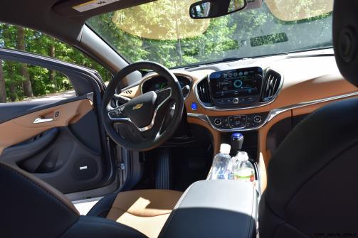 2017 Chevrolet VOLT Premier 54
