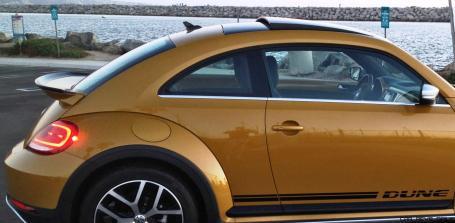 2016 VW Beetle DUNE 1