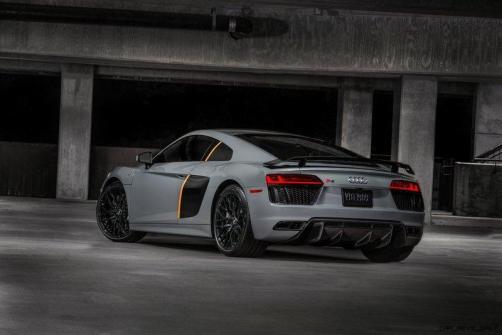 Audi R8 V10 Plus Exclusive Edition (rear fascia)