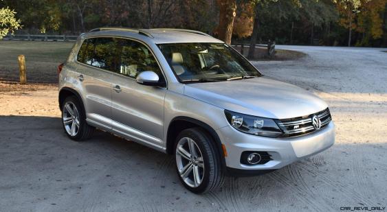 2016 VW Tiguan R-Line Review 12