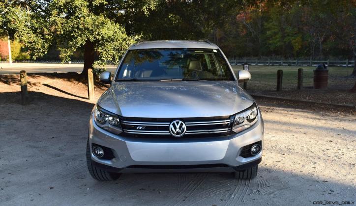 2016 VW Tiguan R-Line Review 4