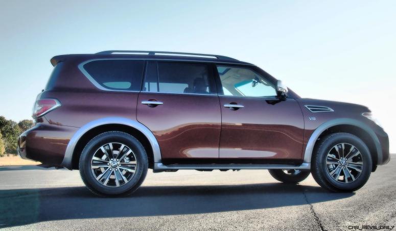 2017 Nissan ARMADA Platinum 10