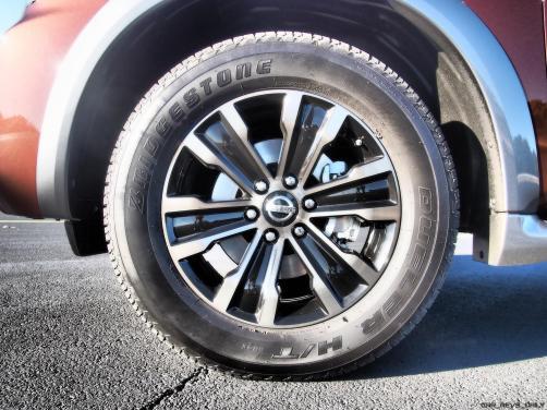 2017 Nissan ARMADA Platinum 23
