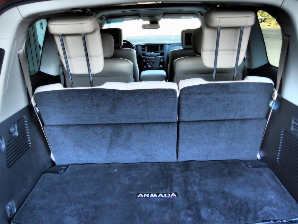 2017 Nissan ARMADA Platinum 34